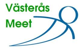 Västerås Meet logo